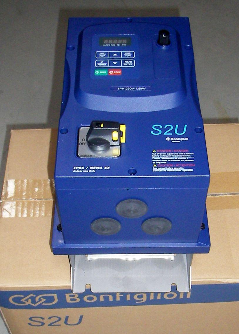 S2U IP66 frekvenciaváltó Agisys